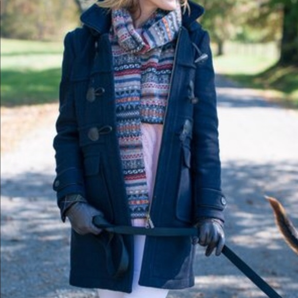 49% off Barbour Accessories - Barbour Melrose Fair Isle Scarf In ...